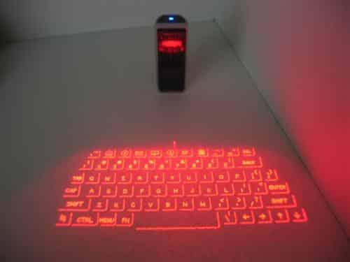 El teclado virtual ya es una realidad