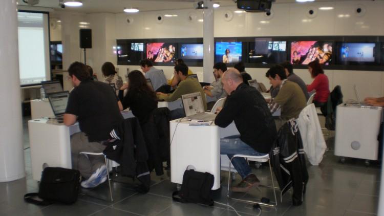 masticable.org presenta en CAMON el taller de blogs para asociaciones