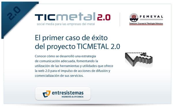 Aimme presenta lor resultados de los Proyectos Metal 2.0 y Morfeo Formación en ISACA-CV