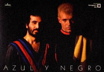 El grupo tecno Azul y Negro celebra el 25 aniversario del primer CD español en el Auditorio de Castalla