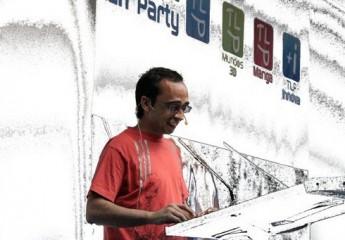 Toni Garrido entrevista a David Bravo sobre la ley Sinde en Asuntos Propios