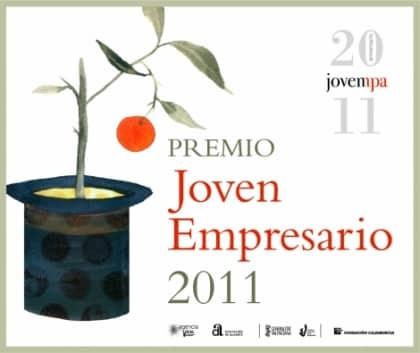 Se abre el plazo de inscripción del premio Joven Empresario 2011 convocado por JOVEMPA