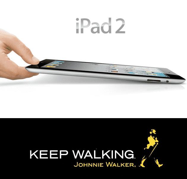 Apadrina Hub Culture y llévate este iPad2 :)
