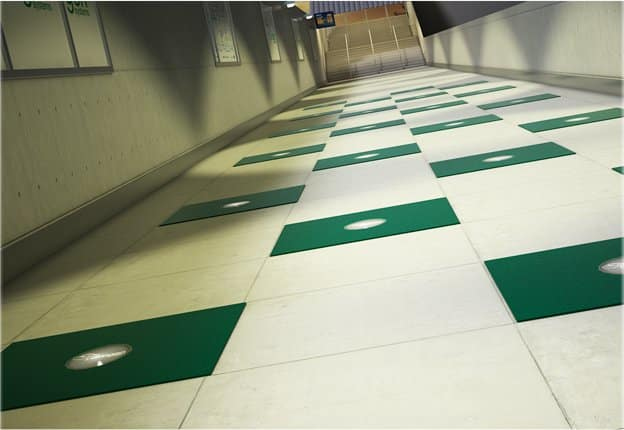 Pavegen, el proyecto ganador de Keep Walking Project se implementará en Madrid en la primavera de 2012