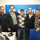 Entrevista al equipo de Compra Activa en la Linterna 3D de tecnologías Cope Alicante @linktostart