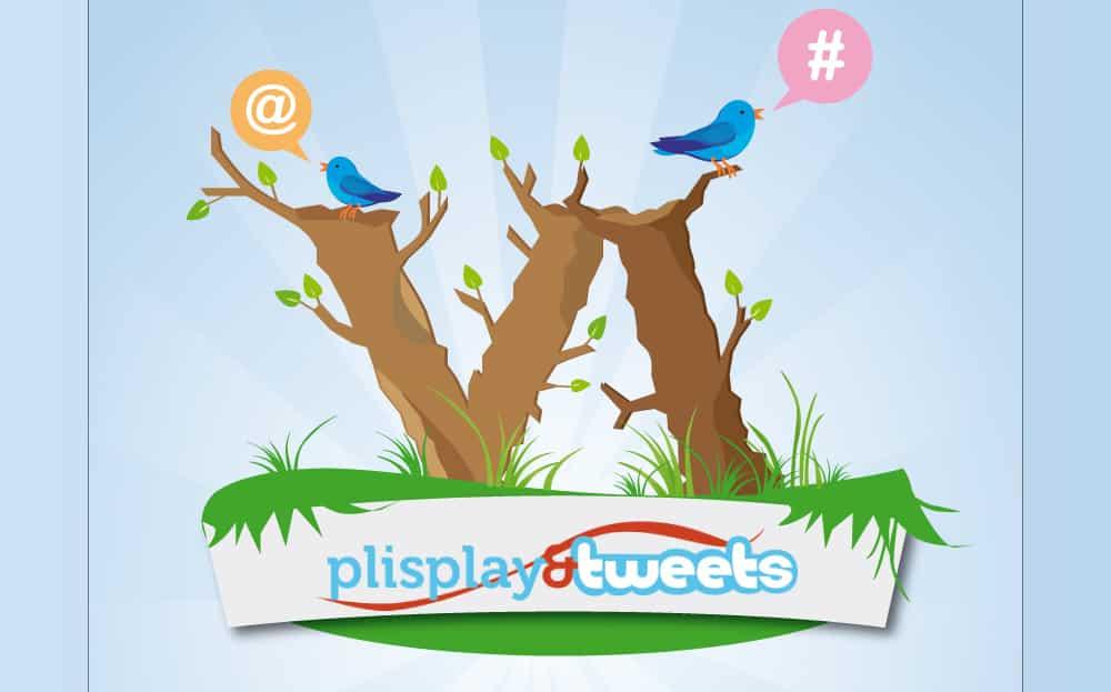Esta tarde no te pierdas el aniversario del #plisplayandtweets la VI edición vuelve a Alcoy
