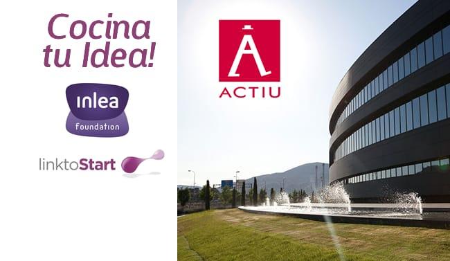 Cocina tu Idea linktoStart en Parque Tecnológico Actiu Castalla 23 de marzo