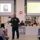 Entrevista con motivo del Cocina tu Idea LinktoStart 2013 en el Ágora de Alcoy