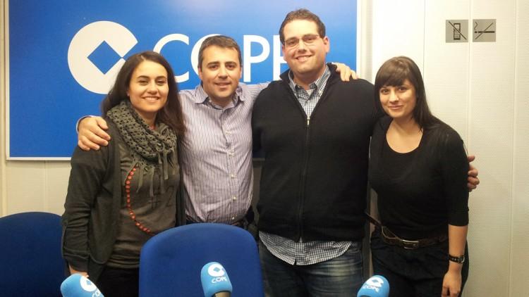 EnREDa2 Nº 29. PodCast de Tecnología emitido 18/03/2013 en Cope Alicante