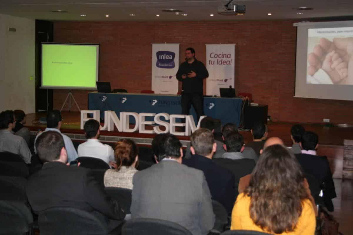Entrevista emitida en Cope Comunidad Valenciana con motivo de Cocina tu Idea Fundesem Alicante Linktostart 2013