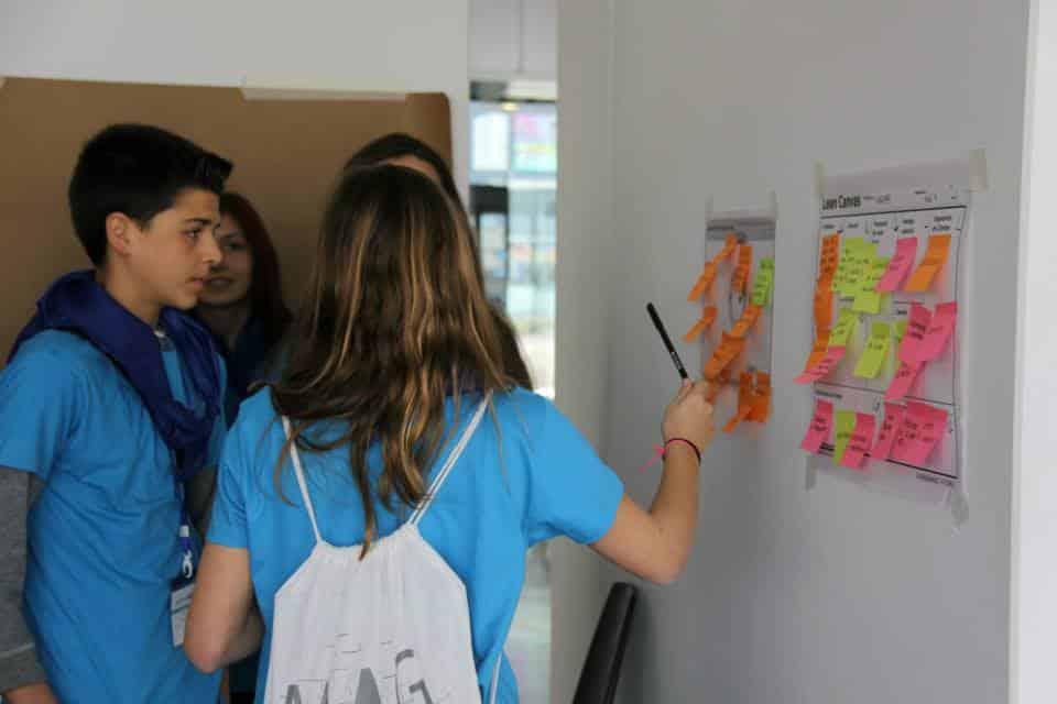 Mi experiencia como mentor de Modelos de Negocio en Emprende Kids Day Elche (Alicante)
