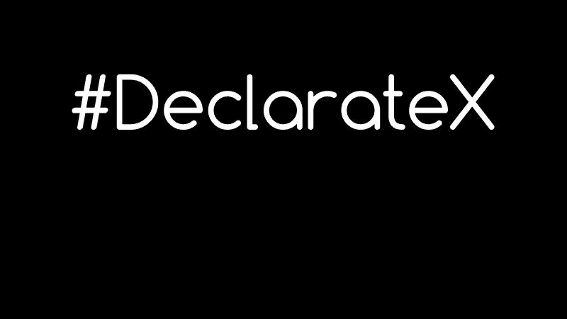 #DeclarateX. Convierte tu declaración de la renta en una declaración de amor a millones de personas en riesgo de exclusión social