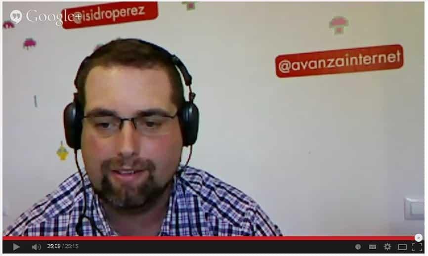 Entrevista de Blue Caribú #CoffeeBreak con Isidro Perez sobre Desarrollo de negocio en proyectos Online.