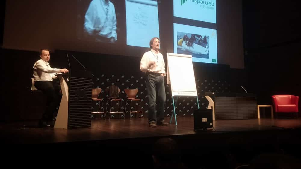 Luis Martin cabiedes inicia la ronda de ponencias en Smart Money