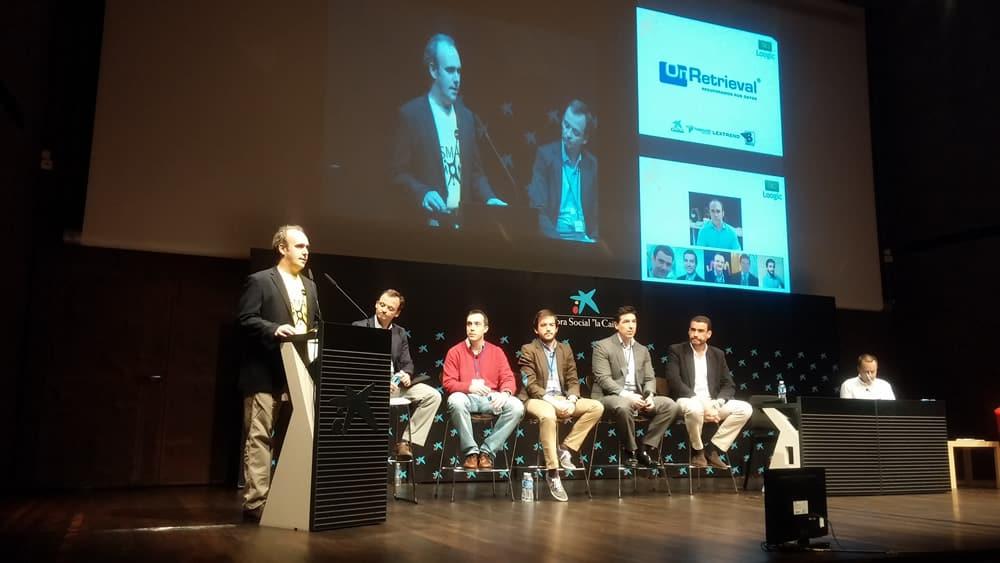 Lucas Cervera modera la mesa de Smart Money sobre inversores especializados en Startups