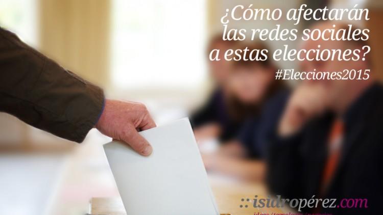 Elecciones municipales y autonómicas en Alicante. ¿Cómo les afectarán Internet y la Redes Sociales?