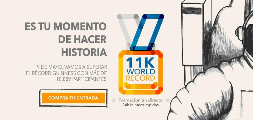 Ecommerce en World Quondos Record