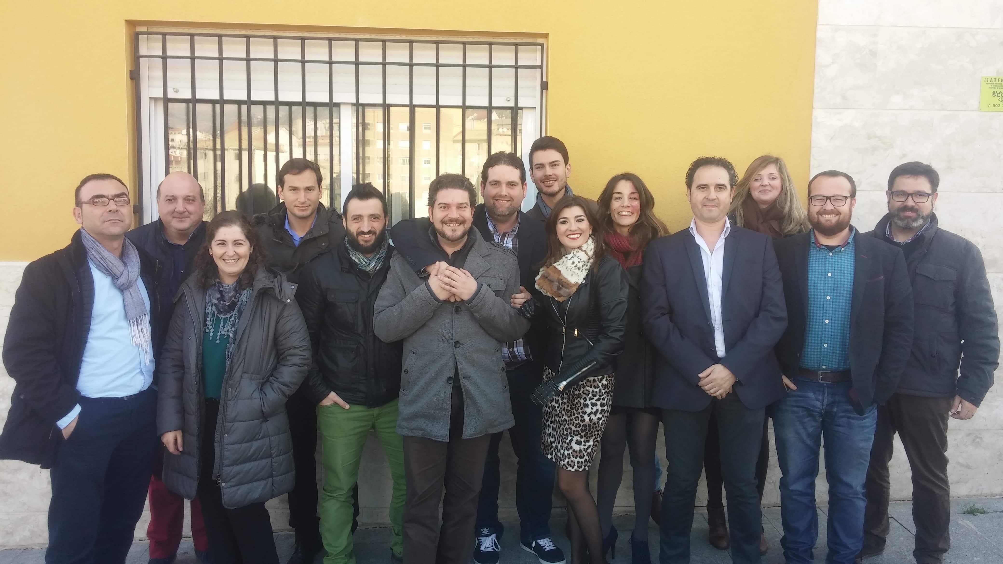 Los pilares de Jovempa, Federación de Asociaciones de Jóvenes Empresarios de Alicante