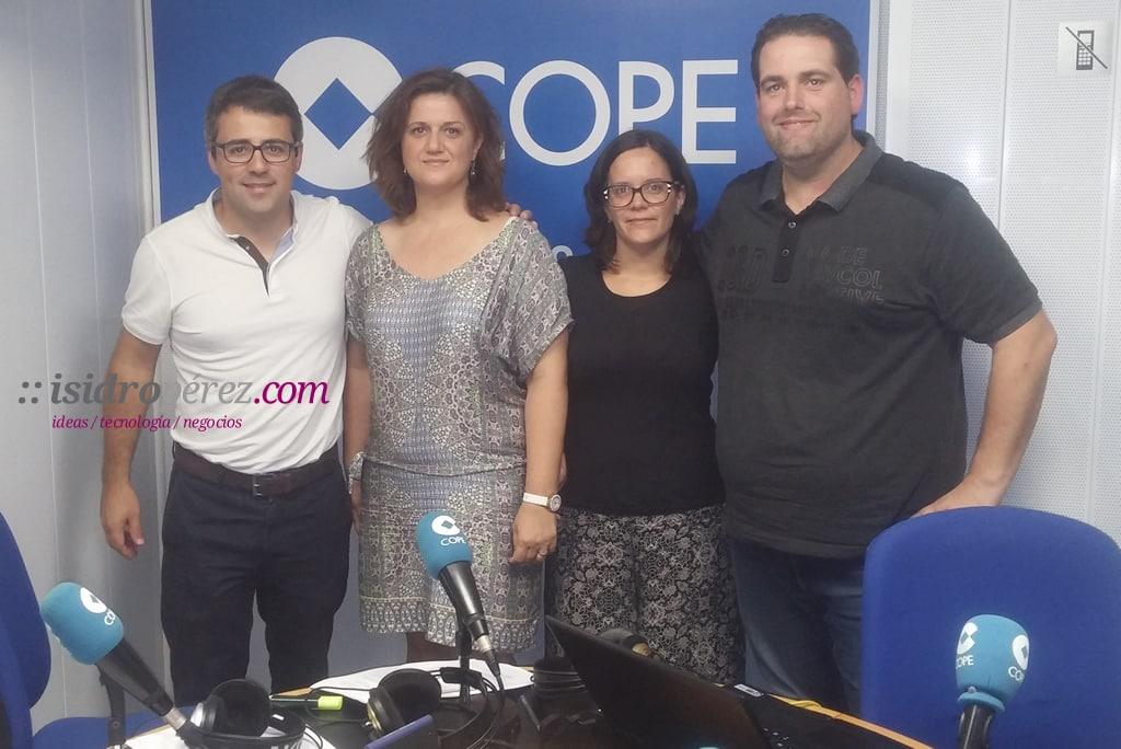 Entrevista a Marga y María, dos de las organizadoras del Congreso Ecommaster en Alicante