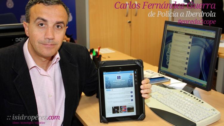 Carlos Fernández será el nuevo Community Manager de Iberdrola