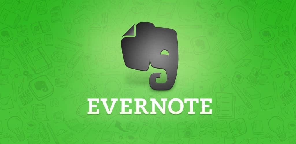 Evernote, ejemplo de negocio online en cloud