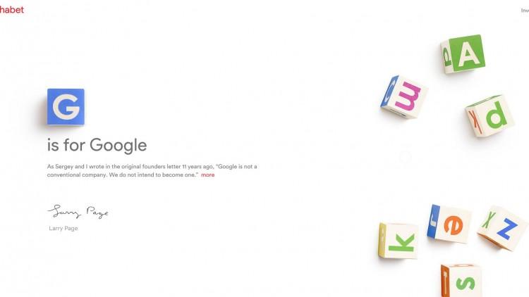 Google se convierte en Alphabet y te lo contamos en Cope Alicante