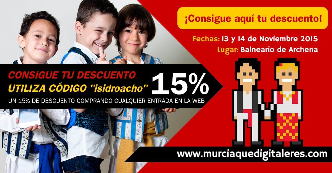 Descuento Murcia Qué Digital Eres