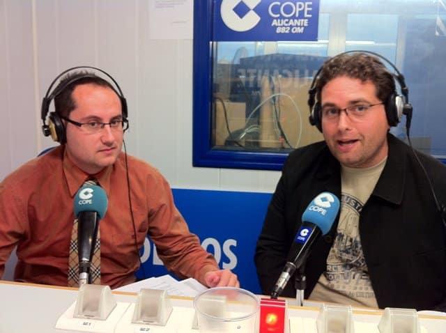 Entrevista en Cope Alicante