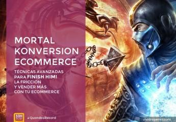 Mortal conversión para ecommerce en el próximo World Quondos Record