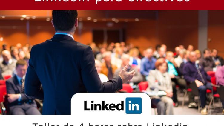 LInkedin para directivos. Formación en Jovempa Alcoià, asociación de Jóvenes Empresarios de la Provincia de Alicante