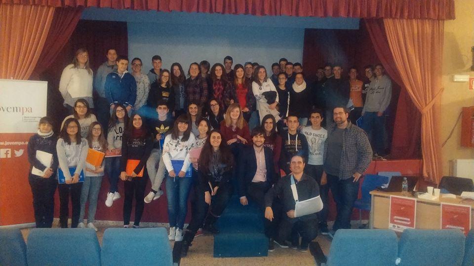 Jornada de motivación emprendedora en el Colegio María Asunta de Castalla