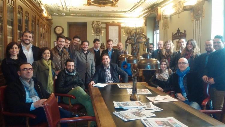 Aprendiendo a decir adiós… Mi despedida como presidente de la Asociación de Jóvenes Empresarios Jovempa Alcoià
