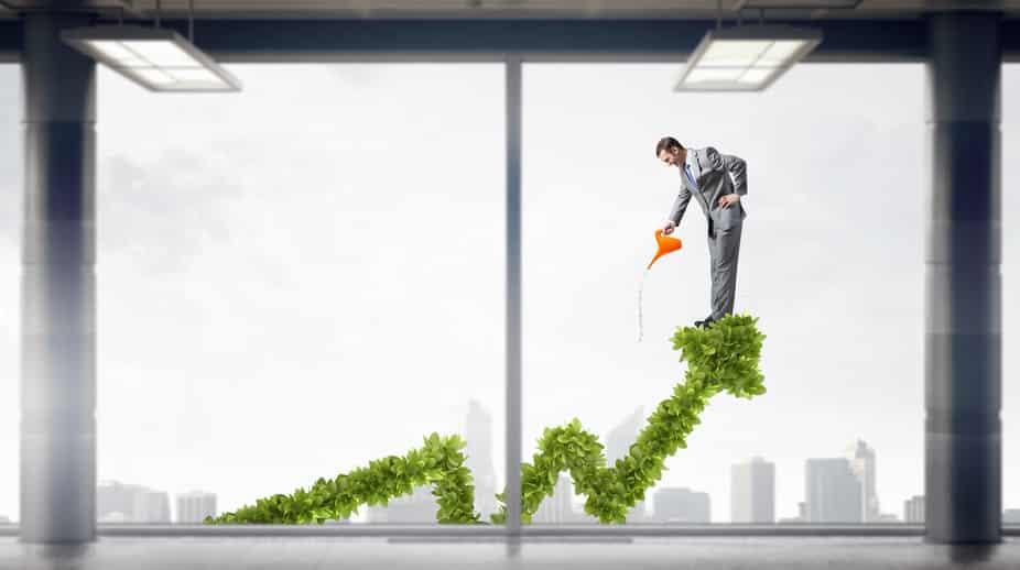 Empresas felices mucho más rentables.