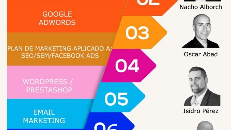 Marketing online orientado a resultados. Tercera edición del curso de formación.