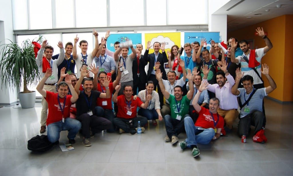 Startup Weekend Sevilla 2012